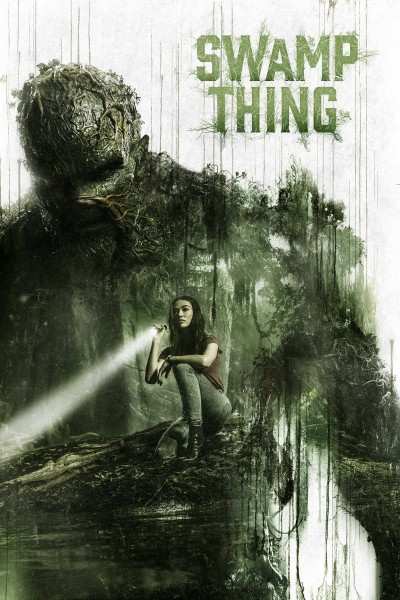 Caratula, cartel, poster o portada de Swamp Thing