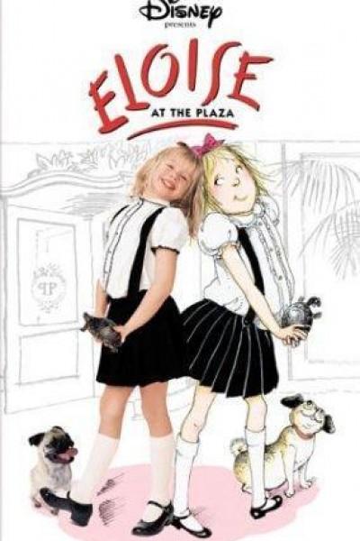 Caratula, cartel, poster o portada de Eloise en Nueva York