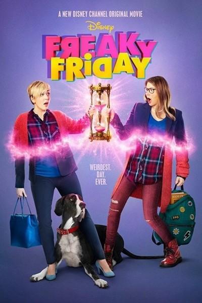 Caratula, cartel, poster o portada de Freaky Friday