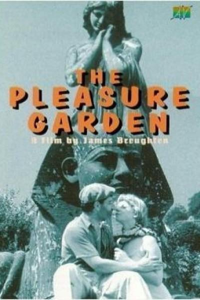 Caratula, cartel, poster o portada de The Pleasure Garden