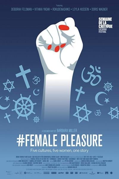 Caratula, cartel, poster o portada de #Placer femenino