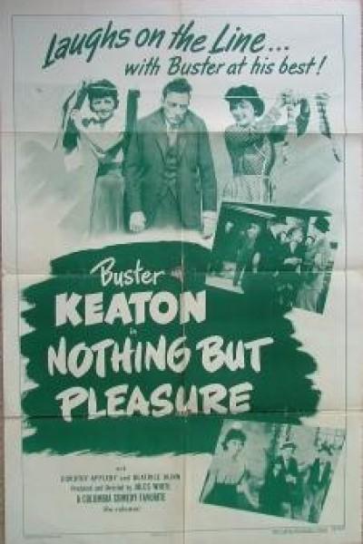Caratula, cartel, poster o portada de Nothing But Pleasure