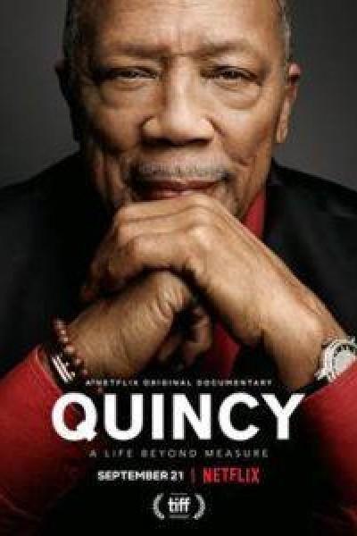 Caratula, cartel, poster o portada de Quincy