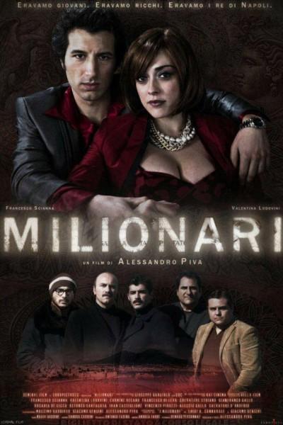 Caratula, cartel, poster o portada de I milionari