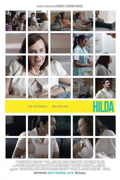 Caratula, cartel, poster o portada de Hilda