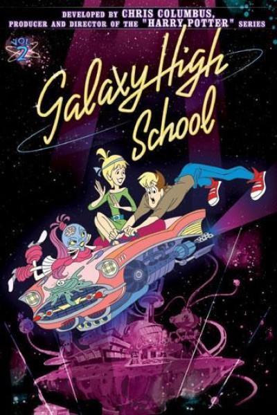 Caratula, cartel, poster o portada de Galaxy High School
