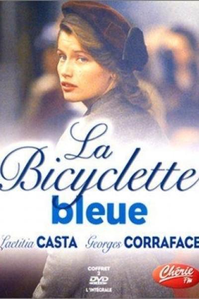 Caratula, cartel, poster o portada de La bicyclette bleue