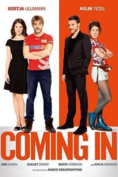 Caratula, cartel, poster o portada de Coming In