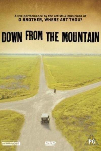 Caratula, cartel, poster o portada de Down from the Mountain