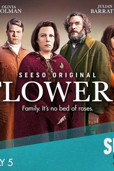 Caratula, cartel, poster o portada de Flowers