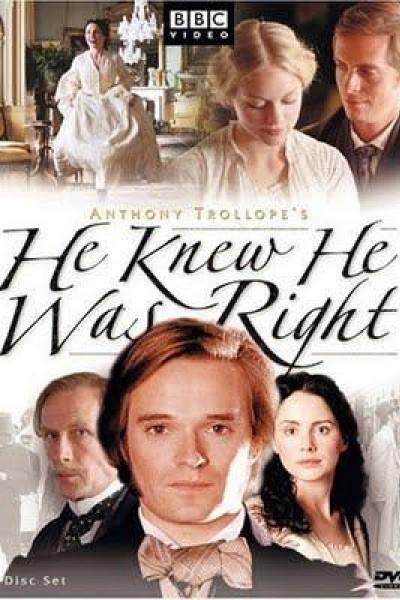 Caratula, cartel, poster o portada de He Knew He Was Right