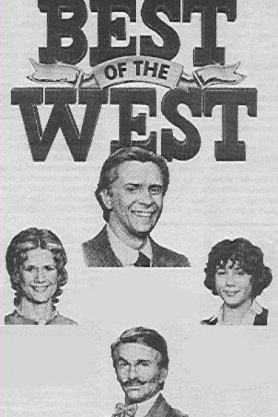 Caratula, cartel, poster o portada de Best of the West