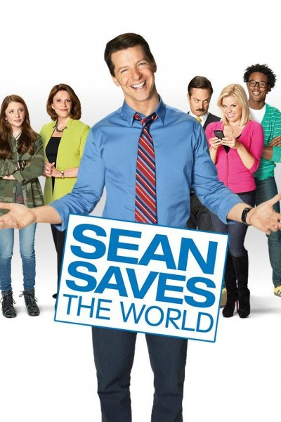 Caratula, cartel, poster o portada de Sean Saves the World