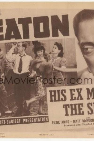 Caratula, cartel, poster o portada de His Ex Marks the Spot