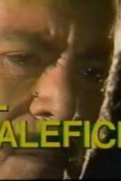 Caratula, cartel, poster o portada de El maleficio