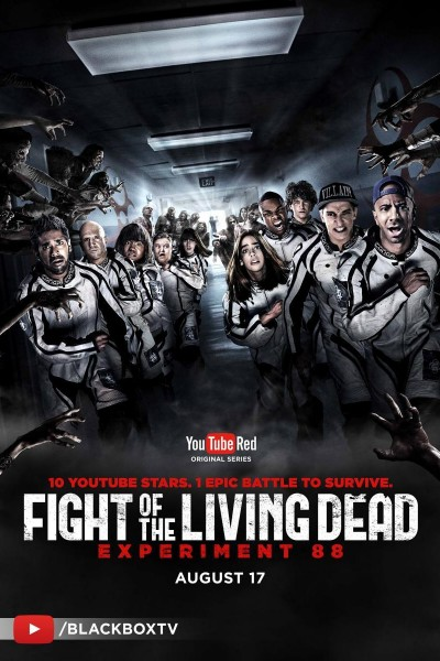 Caratula, cartel, poster o portada de Fight of the Living Dead