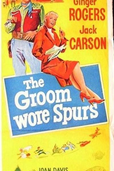 Caratula, cartel, poster o portada de The Groom Wore Spurs
