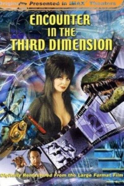 Caratula, cartel, poster o portada de Encounter in the Third Dimension