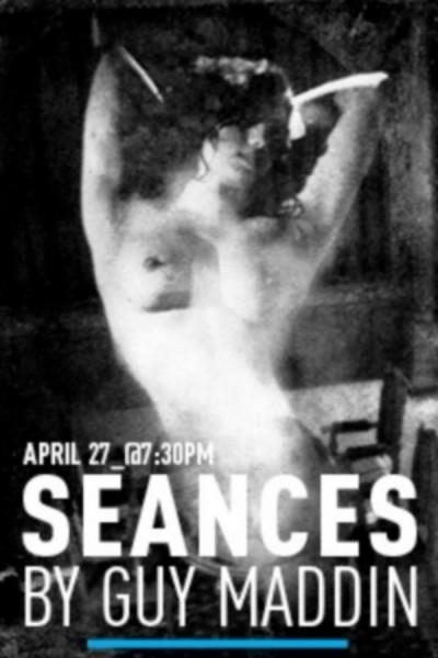 Caratula, cartel, poster o portada de Seances