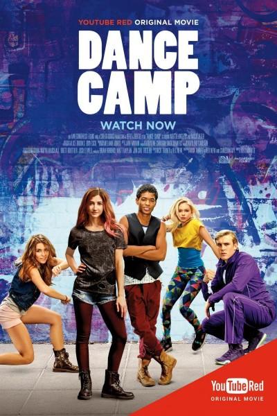 Caratula, cartel, poster o portada de Dance Camp