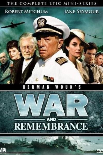 Caratula, cartel, poster o portada de Recuerdos de guerra