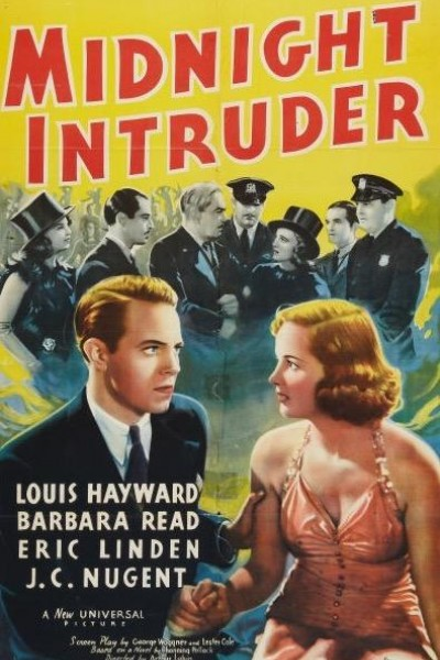Caratula, cartel, poster o portada de Midnight Intruder
