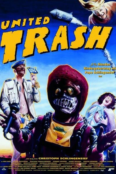 Caratula, cartel, poster o portada de United Trash