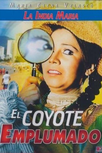 Caratula, cartel, poster o portada de El coyote emplumado