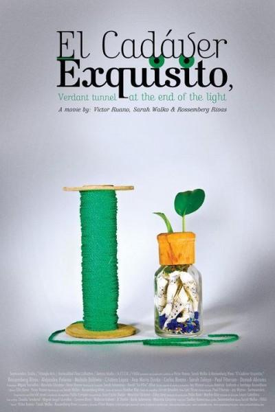 Caratula, cartel, poster o portada de El cadáver exquisito