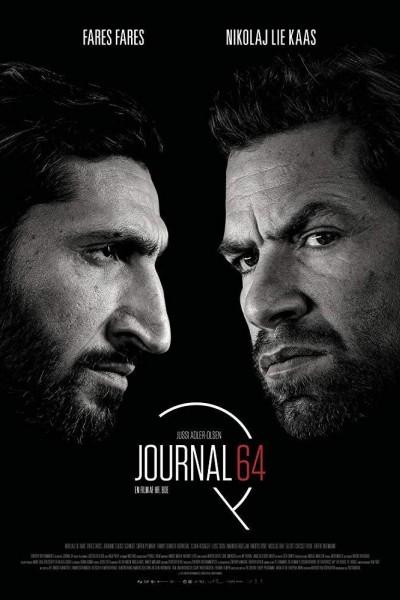 Caratula, cartel, poster o portada de Expediente 64 (Los casos del Departamento Q)