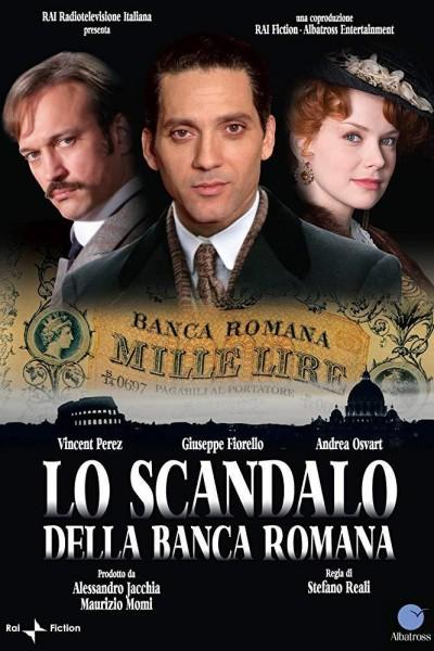 Caratula, cartel, poster o portada de Lo scandalo della Banca Romana