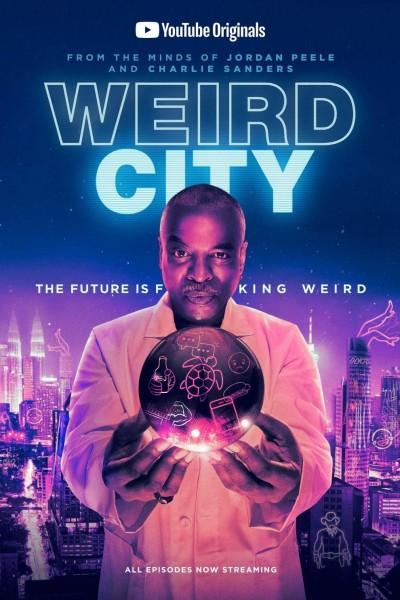 Caratula, cartel, poster o portada de Weird City