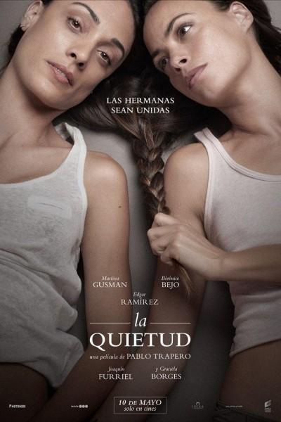 Caratula, cartel, poster o portada de La quietud