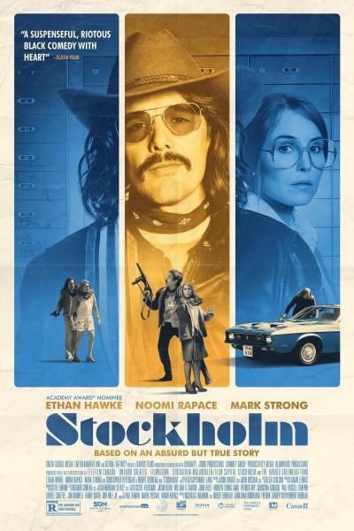 Caratula, cartel, poster o portada de Stockholm
