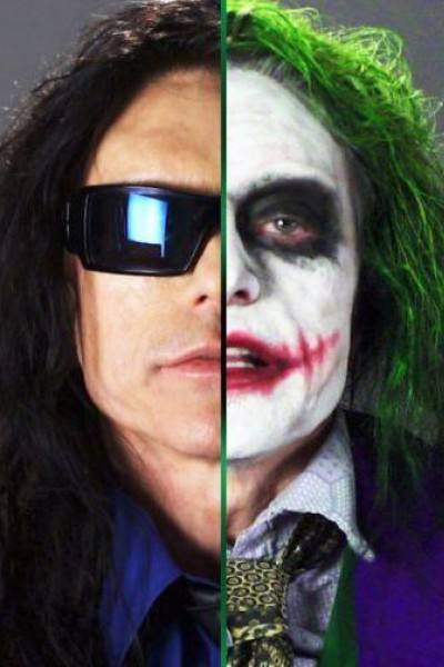Caratula, cartel, poster o portada de Tommy Wiseau\'s Joker Audition Tape