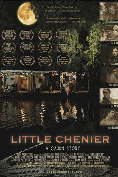 Caratula, cartel, poster o portada de Little Chenier