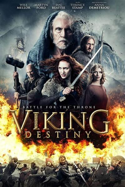 Caratula, cartel, poster o portada de Viking Destiny