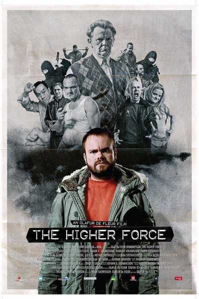 Caratula, cartel, poster o portada de The Higher Force