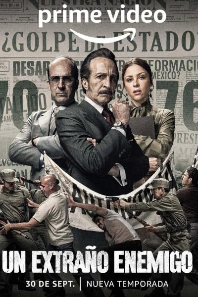 Caratula, cartel, poster o portada de Un extraño enemigo