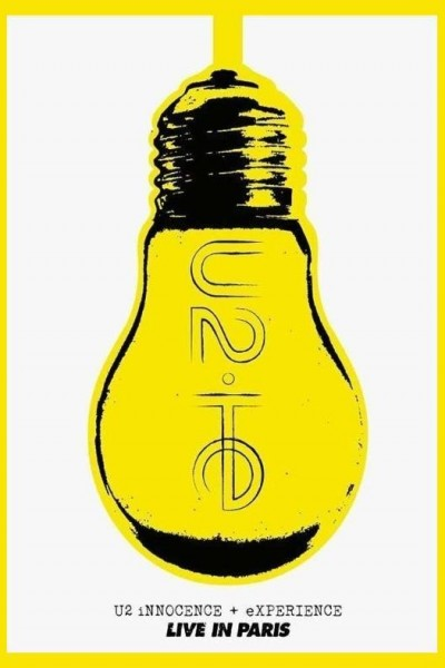 Caratula, cartel, poster o portada de U2: Innocence + Experience, Live in Paris