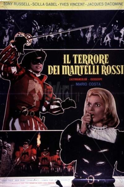 Caratula, cartel, poster o portada de Los jinetes del terror