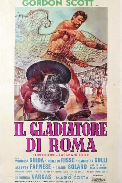Caratula, cartel, poster o portada de El retorno de Maciste