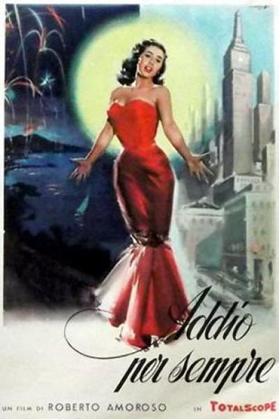 Caratula, cartel, poster o portada de Addio per sempre!