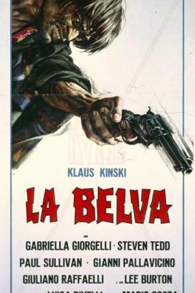 Caratula, cartel, poster o portada de La belva