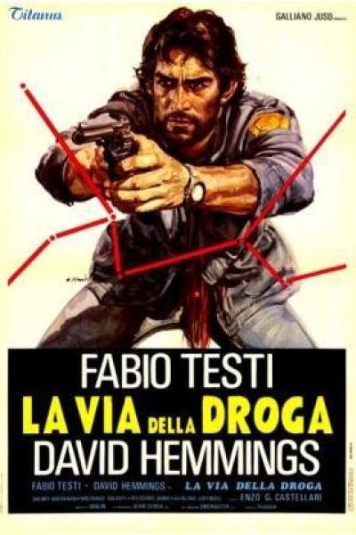 Caratula, cartel, poster o portada de El camino de la droga