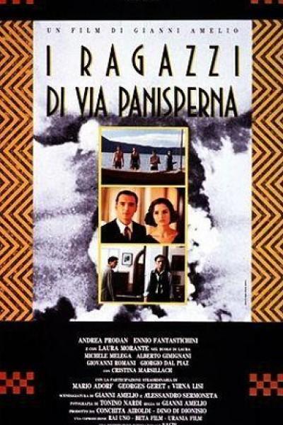 Caratula, cartel, poster o portada de Los muchachos de Via Panisperna