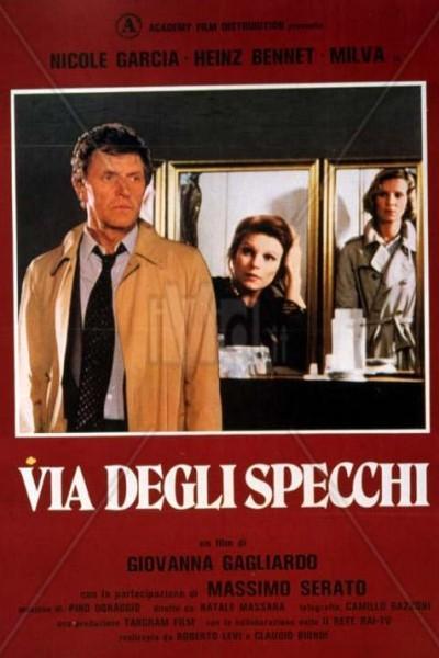 Caratula, cartel, poster o portada de Via degli specchi