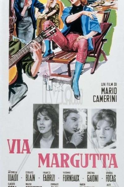 Caratula, cartel, poster o portada de Via Margutta