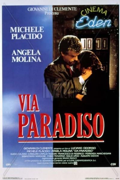 Caratula, cartel, poster o portada de Via Paradiso