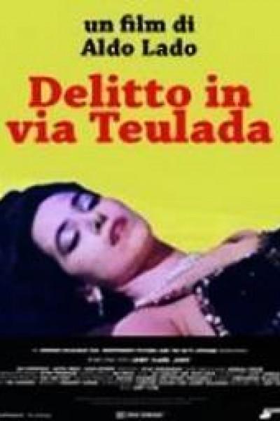 Caratula, cartel, poster o portada de Delitto in Via Teulada